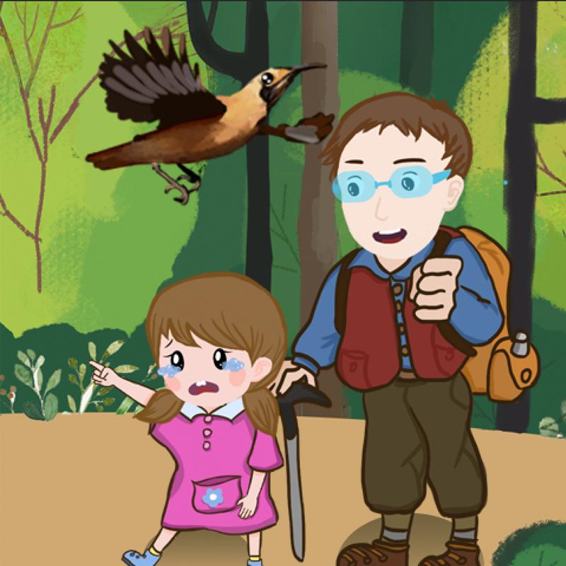茅叔叔科考历险记-2《寻找盗墓鸟》