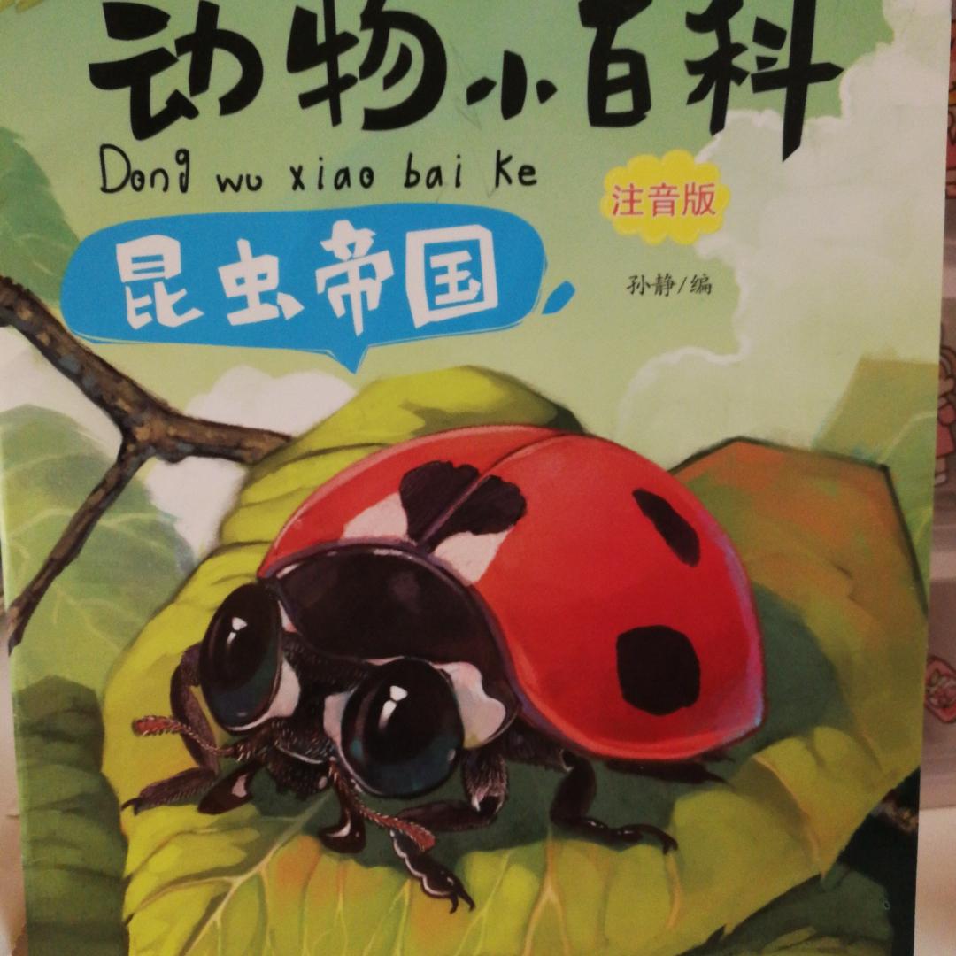动物小百科之昆虫帝国