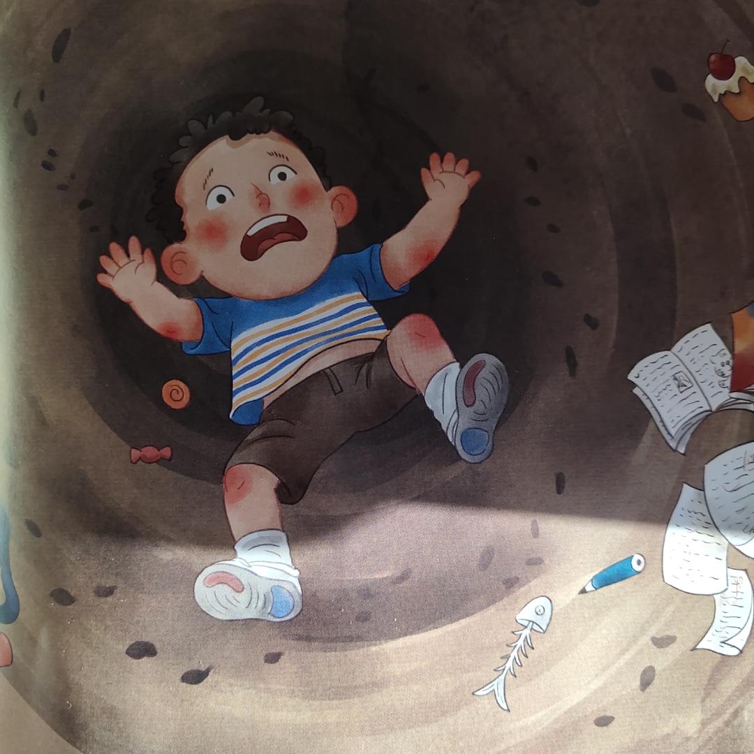儿童情绪管理与逆商培养绘本